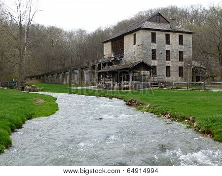 Limestone Grist Mill