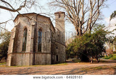 Church Of San Giovanni In Tuba, Italy