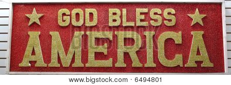 God Bless America Billboard