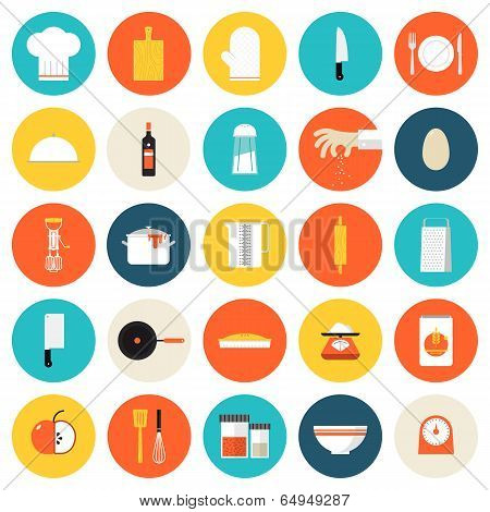 00fd0024ed Kitchen Cooking Tools Vector   Photo (Free Trial)