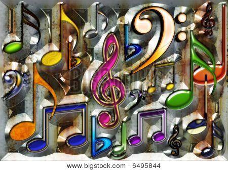 Iron music
