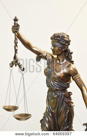 Themis sculpture