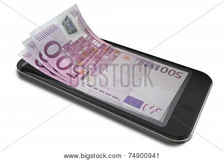 Smartphone Payments With Euro