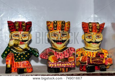 Handicraft Of Rajasthan, India