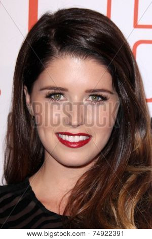LOS ANGELES - OCT 28:  Katherine Schwarzenegger at the 25th Courage In Journalism Awards at the Beverly Hilton Hotel on October 28, 2014 in Beverly Hills, CA