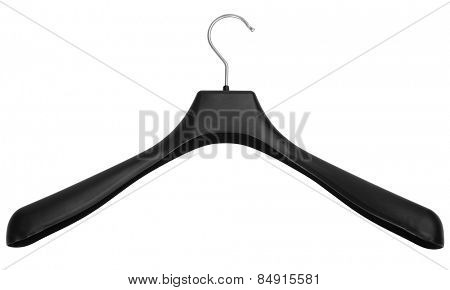 Close-up of a coathanger