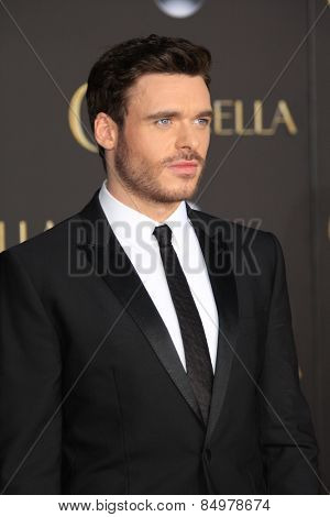 LOS ANGELES - MAR 1:  Richard Madden at the
