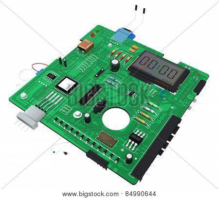 Electronic Circuit Part