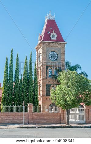Clock Tower, Department Of Public Works, Kimberley