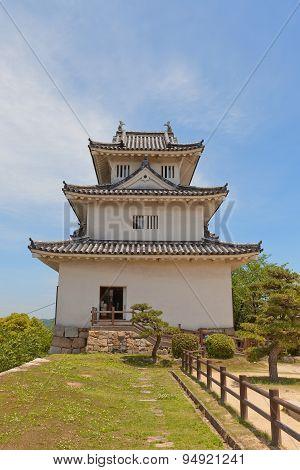 Main Keep Of Marugame Castle (circa 1641), Japan