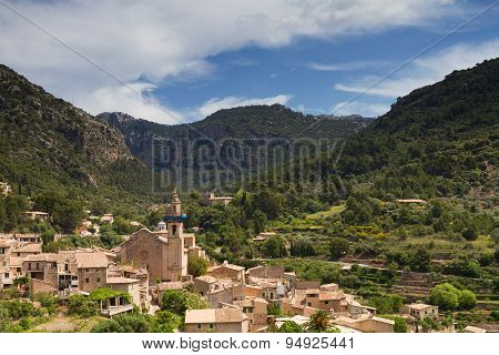 Village Of Valldemossa