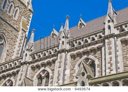 Church in Innercity Melbourne