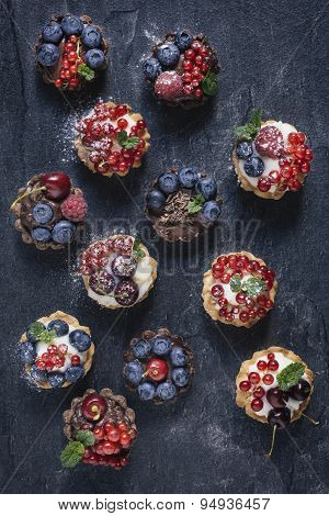 Creative Mini Tarts