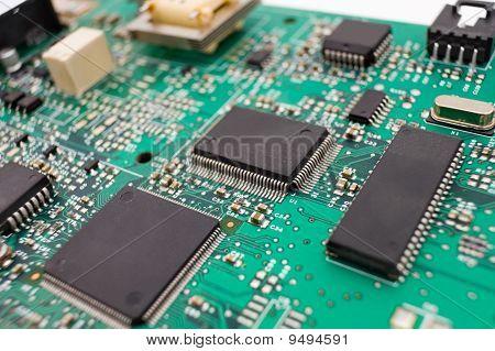 Chipset Background, Macro