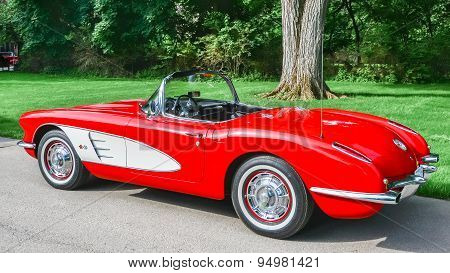 1959 Chevy Corvette