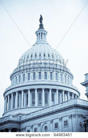 Dome Of United States Captiol