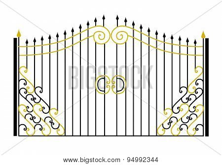 Gate in the vector