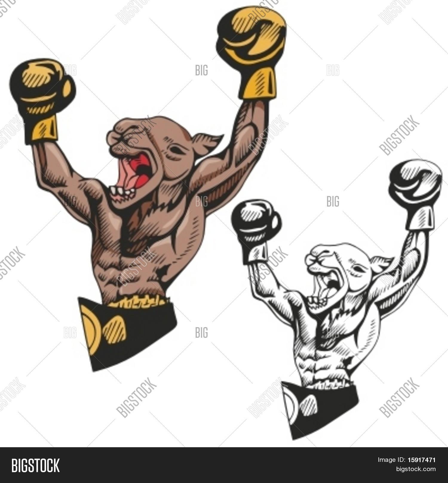 Camello mascota de boxeo para equipos deportivos. Ideal para diseños de  camiseta 68977e383a1