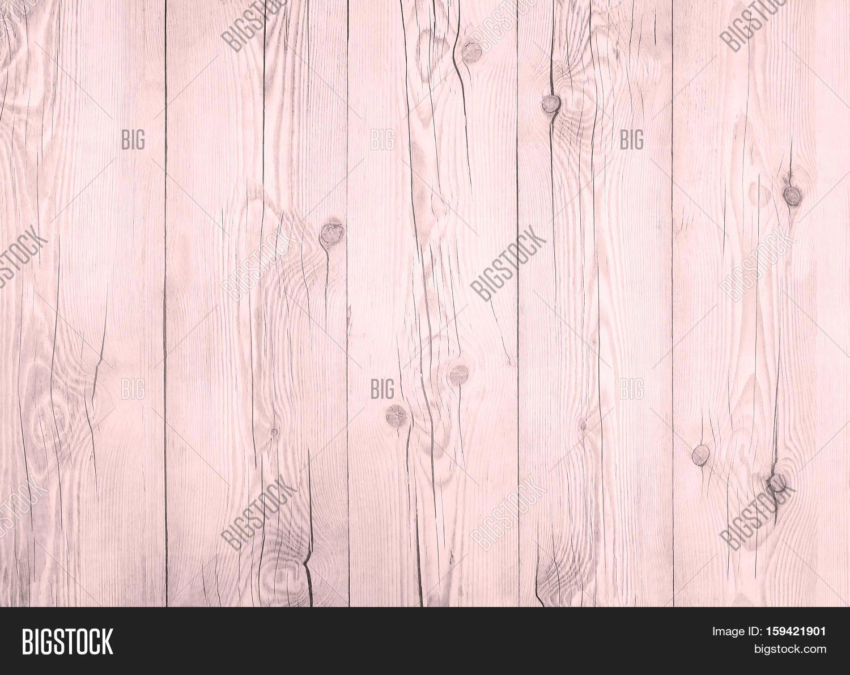 Pink Wood Plank Floor Image Photo