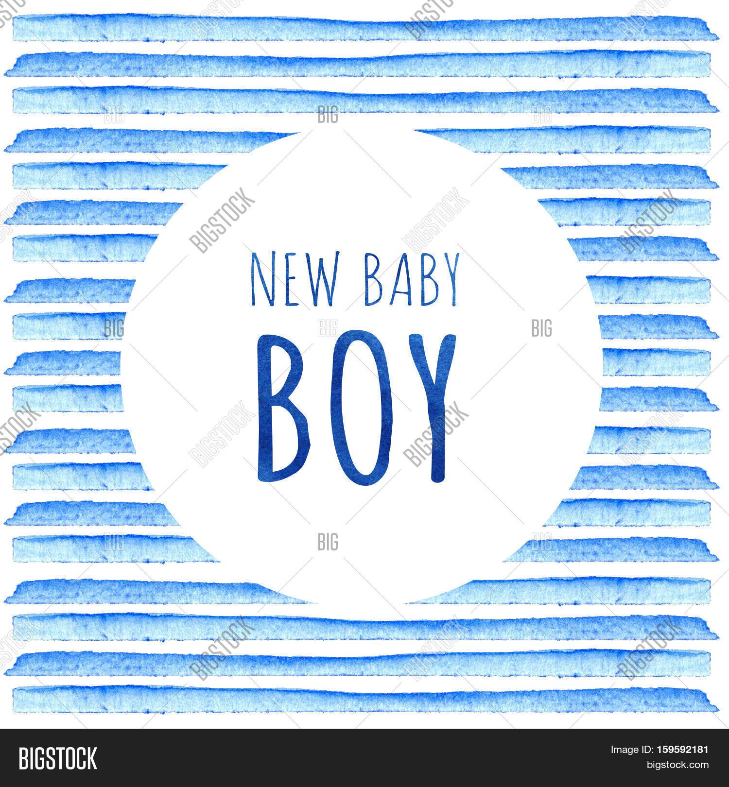 New Baby Boy Image Photo Free Trial Bigstock