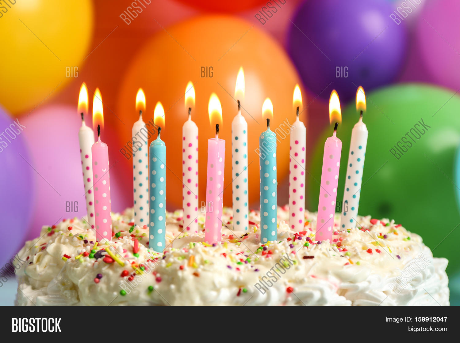 Marvelous Birthday Cake Candles Image Photo Free Trial Bigstock Birthday Cards Printable Trancafe Filternl