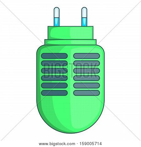Fumigator icon. Cartoon illustration of fumigator vector icon for web