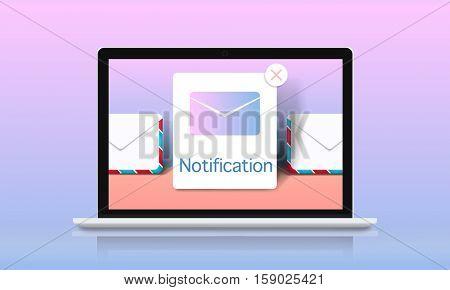 Inbox Communication Notification E-mail Mail Concept