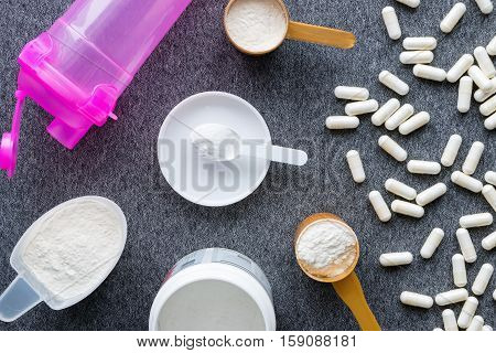 Bodybuilding Supplements - Protein, Gainer, Creatine, Bcaa And Shaker