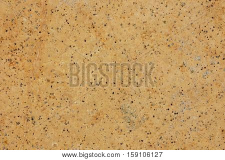 Marbled yellow sand stone block background texture