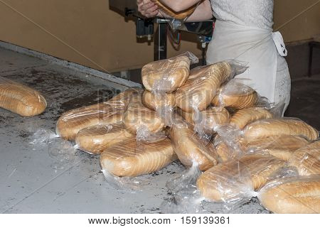 Loaves In Bags