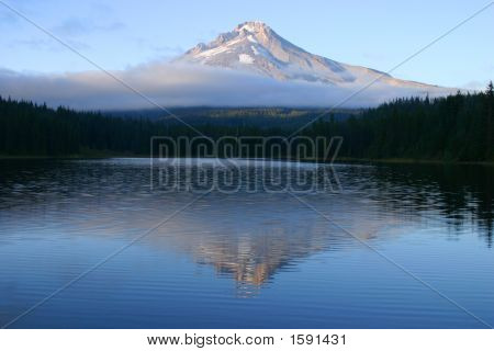 Todd Lake, Mount Hood, Oregon