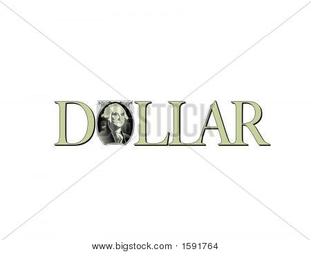 Dollar Typography