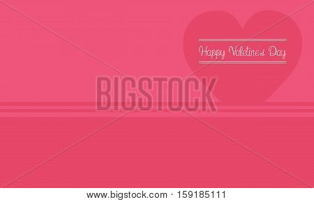 Happy Valentine Day vector art collection stock