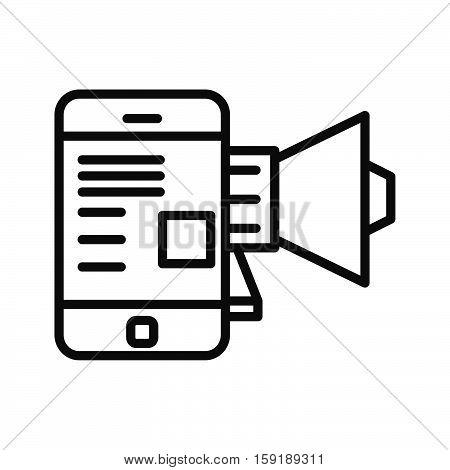 marketing tool vector illustration design eps 10