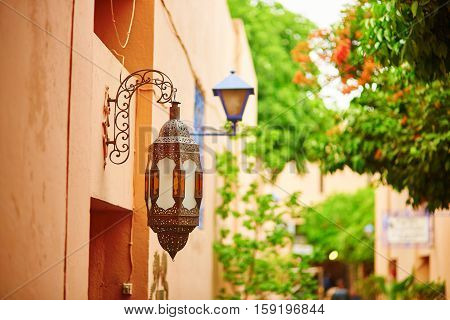 Beautiful Moroccan Lantern