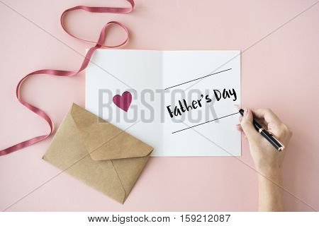 Father Day Papa Parent Dad Family Man Concept