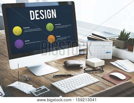 Business Product Promotion Design Concept
