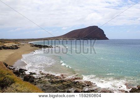 Tejita Beach On Tenerife