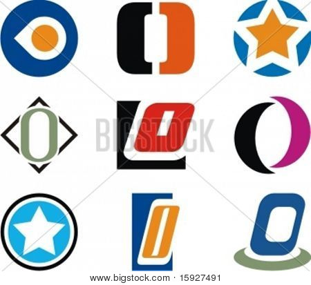 Alphabetical Logo Design Concepts. Letter O. Check my portfolio for more of this series.