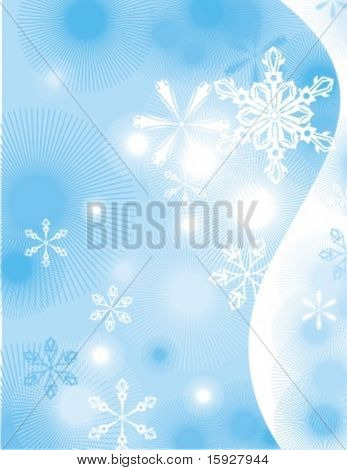 Exquisite Series of Winter and Holiday Backgrounds. Check my portfolio for much more of this series as well as thousands of similar and other great vector items.