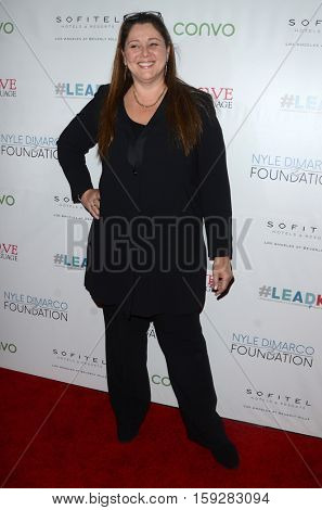 LOS ANGELES - NOV 30:  Camryn Manheim at the Nyle DiMarco Foundation Love & Language Kickoff Campaign 2016 at Sofitel Hotel on November 30, 2016 in Beverly Hills, CA