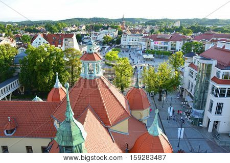 Old Town Sopot View