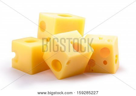 Group Of Holey Cheese Cubes, Paths