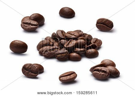 Dark Chiaro Roasted Coffee Beans Set, Paths