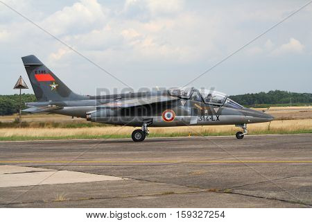 French Air Force Dassault Alpha Jet