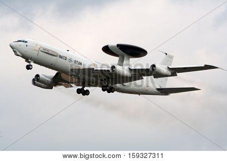 E-3  Sentry Nato