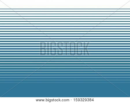 Halftone Stripes background light blue and white
