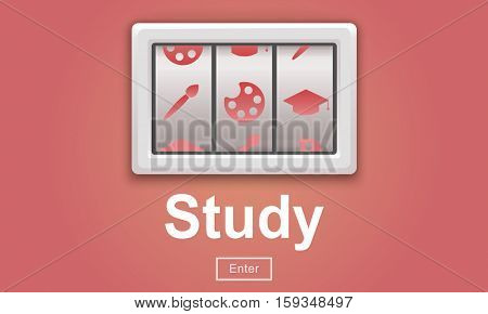 Study Eduction Training Learning Concept
