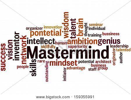 Mastermind, Word Cloud Concept 2