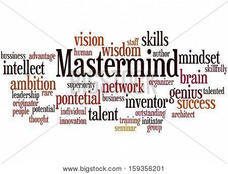 Mastermind, Word Cloud Concept 4
